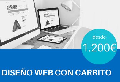 diseño-web-carrito