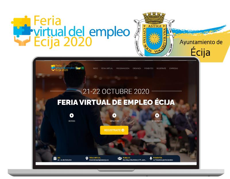 Feria Virtual de Empleo Ayuntamiento Écija