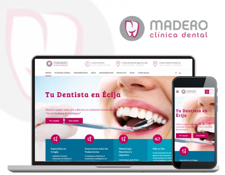 Clínica Dental Madero